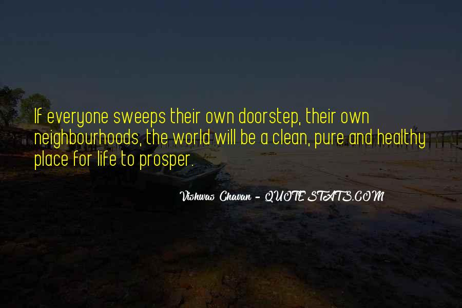 Quotes About Cleanliness And Health #552141