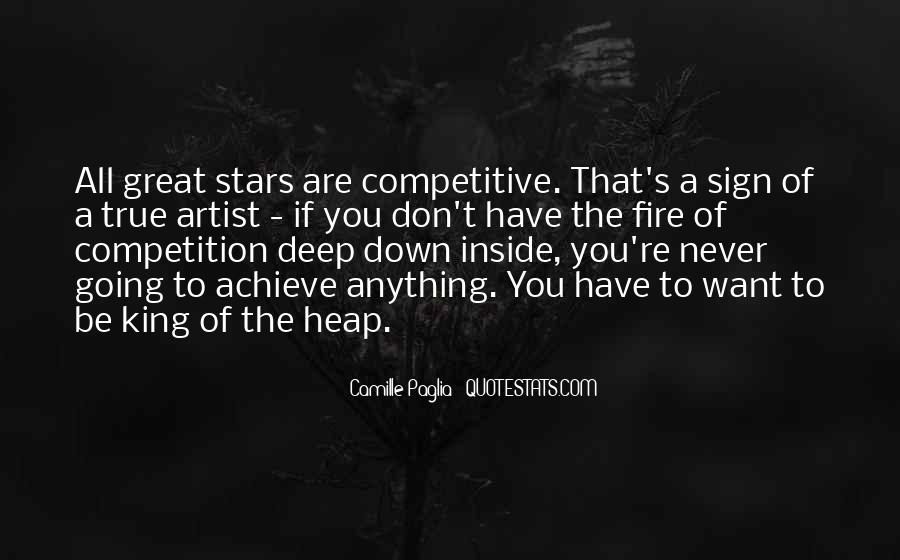 Quotes About Competition In Dance #1652904