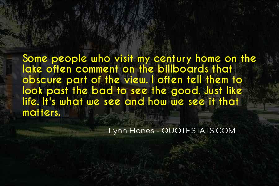 Quotes About Bad Home Life #357877