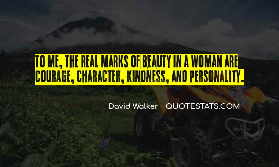 Quotes About Personality And Character #1080006