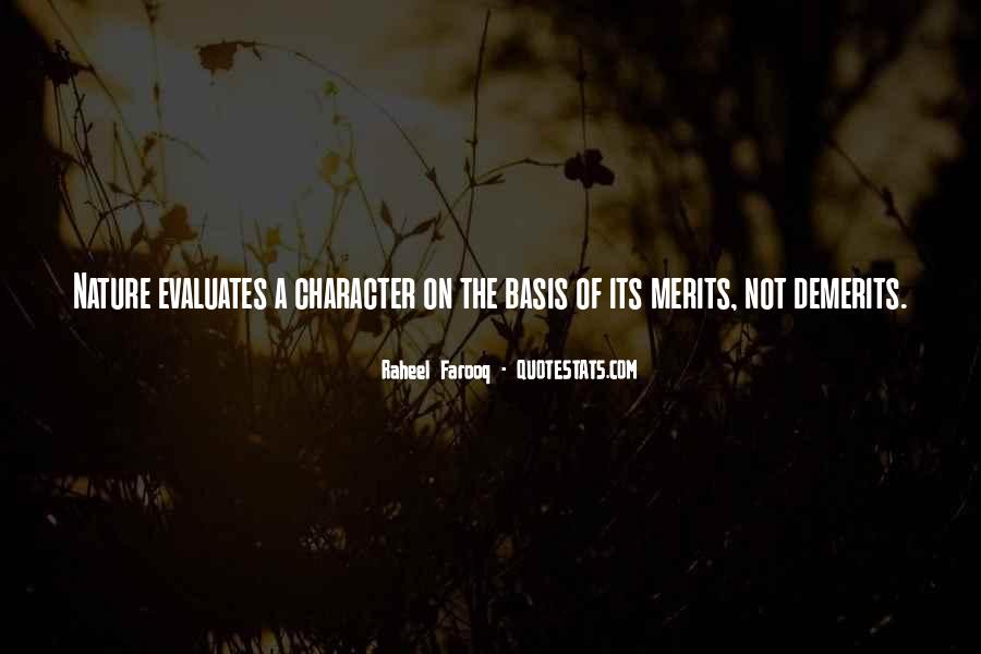 Quotes About Personality And Character #1170875