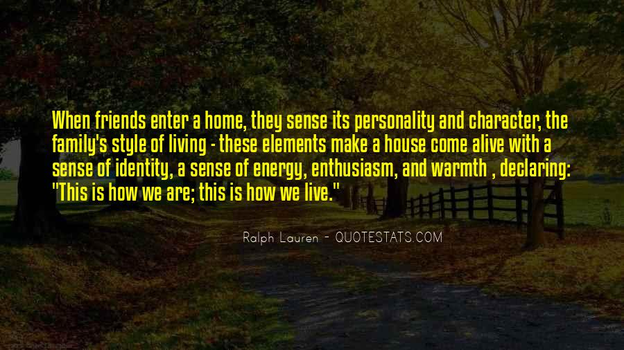 Quotes About Personality And Character #1264140