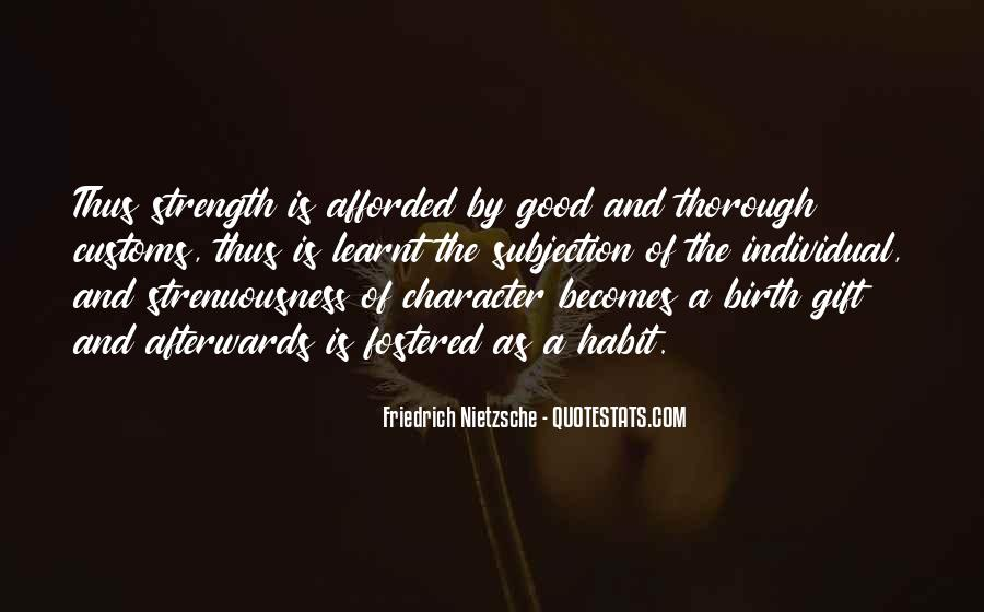 Quotes About Personality And Character #1305939
