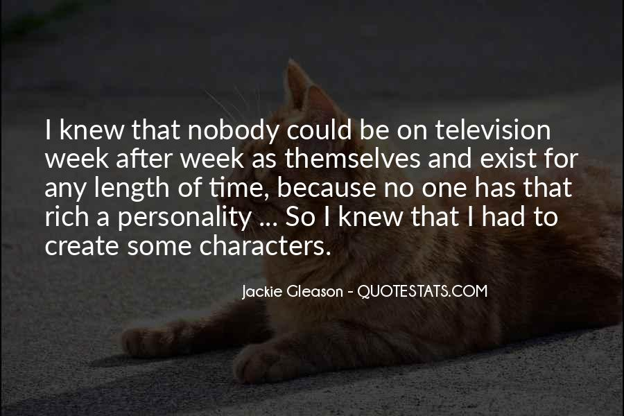Quotes About Personality And Character #1379313