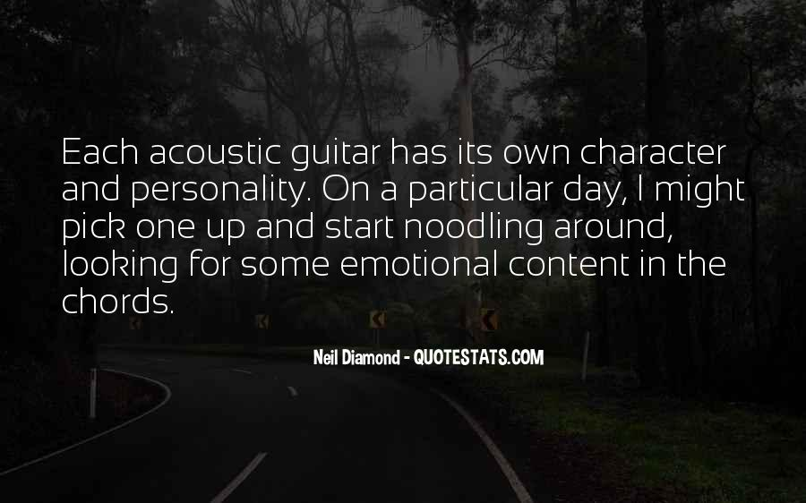 Quotes About Personality And Character #351951