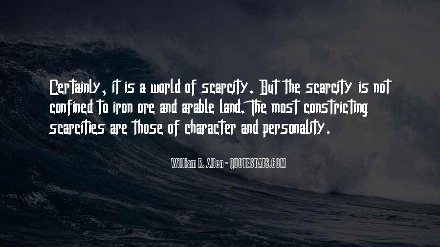 Quotes About Personality And Character #512603