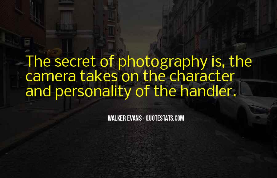 Quotes About Personality And Character #601906
