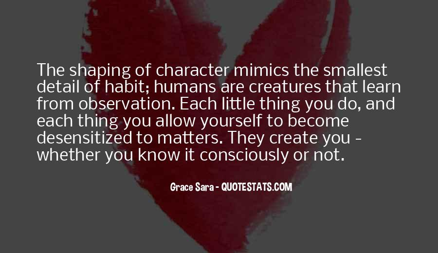 Quotes About Personality And Character #749115