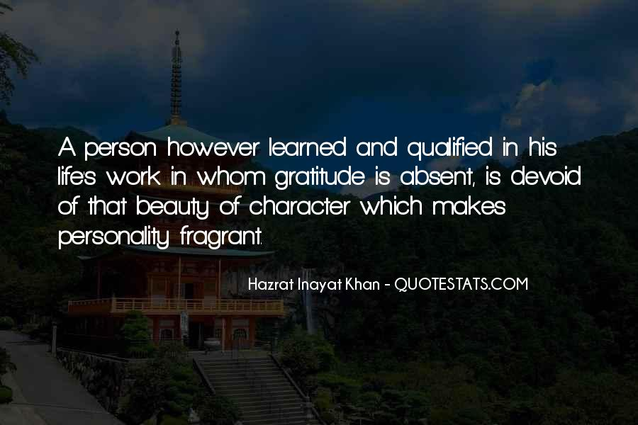 Quotes About Personality And Character #752465