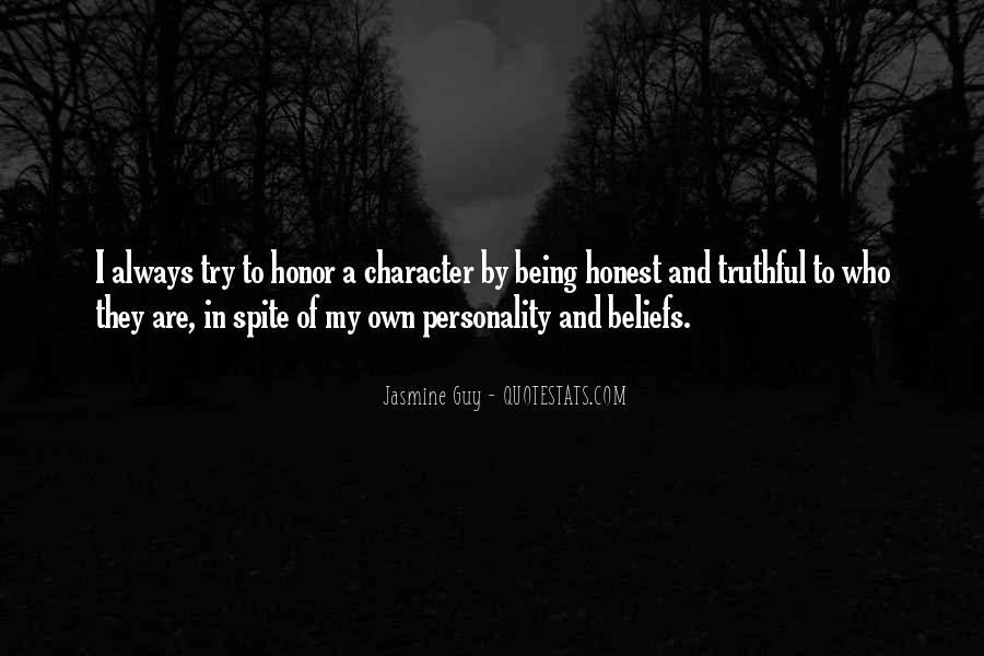 Quotes About Personality And Character #838621