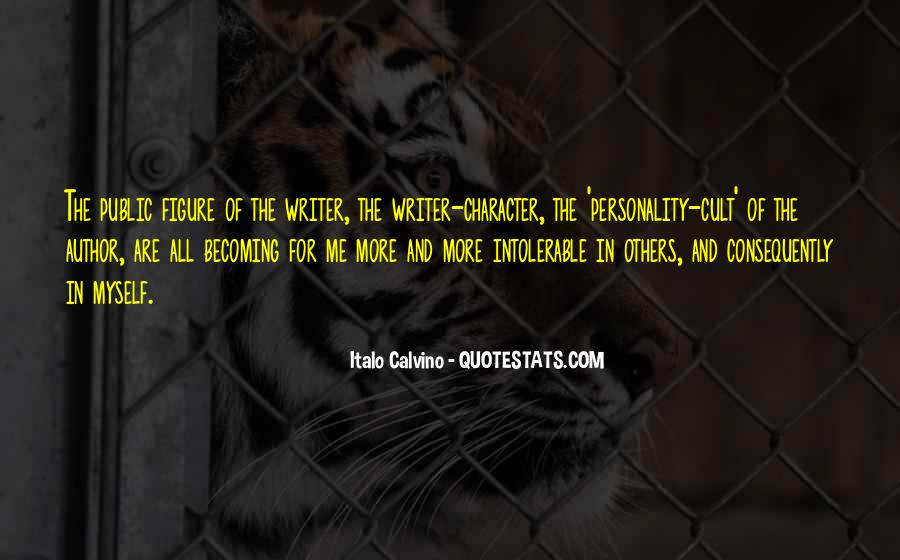 Quotes About Personality And Character #860630