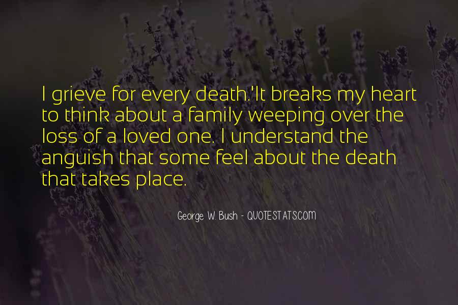 Top 100 Quotes About Family Loss: Famous Quotes & Sayings ...