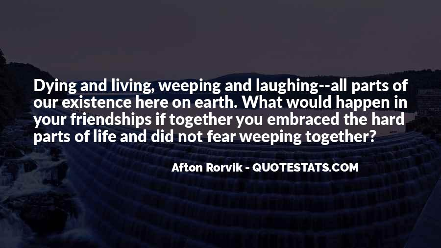 Quotes About Laughing And Life #1116472