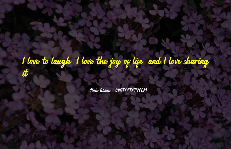 Quotes About Laughing And Life #221625