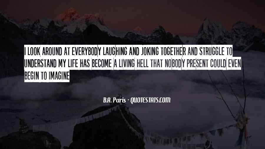 Quotes About Laughing And Life #399120