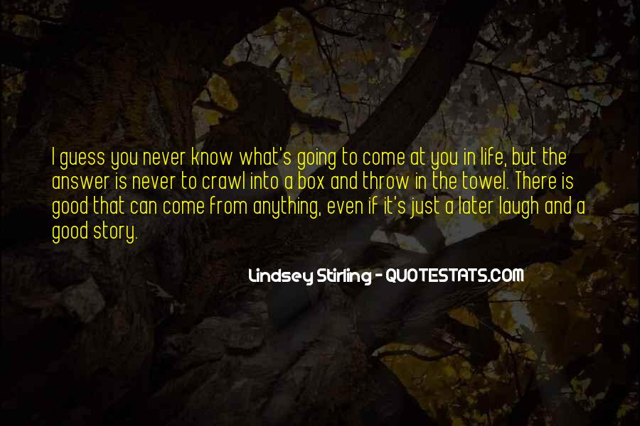 Quotes About Laughing And Life #444331