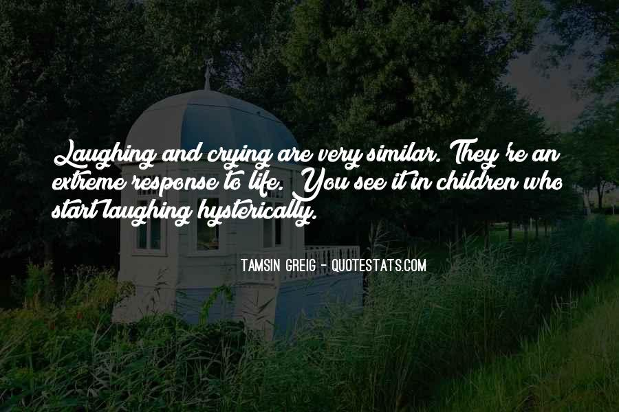 Quotes About Laughing And Life #45232