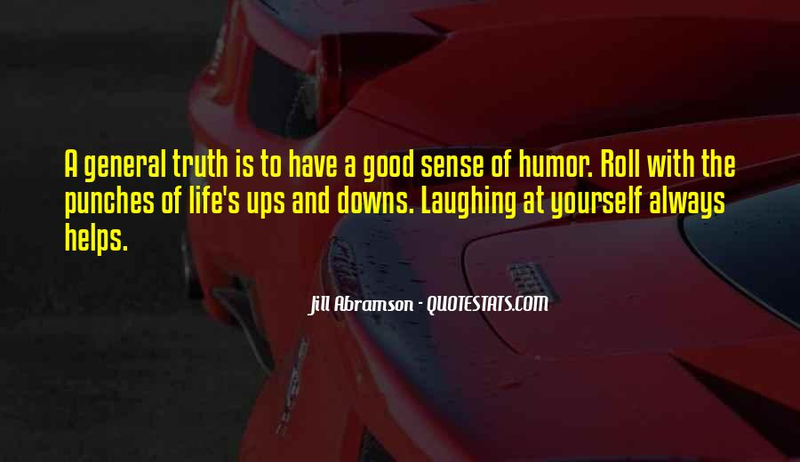Quotes About Laughing And Life #488907
