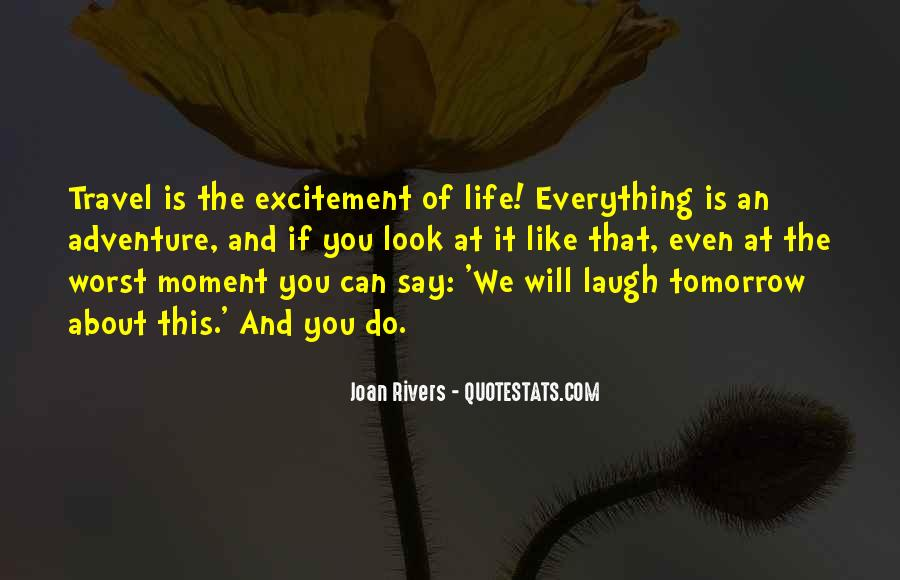 Quotes About Laughing And Life #614413