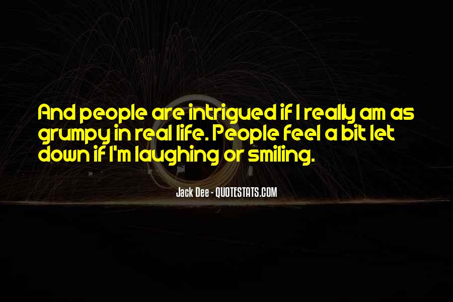 Quotes About Laughing And Life #735971