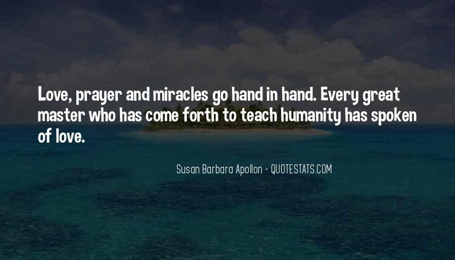 Quotes About Miracle Healing #201454