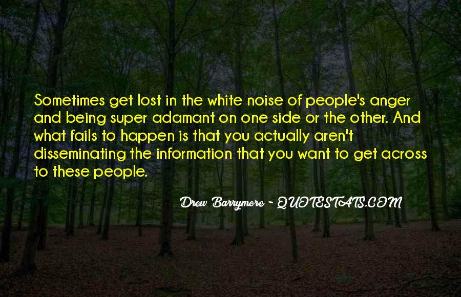 Quotes About Being Lost #11760