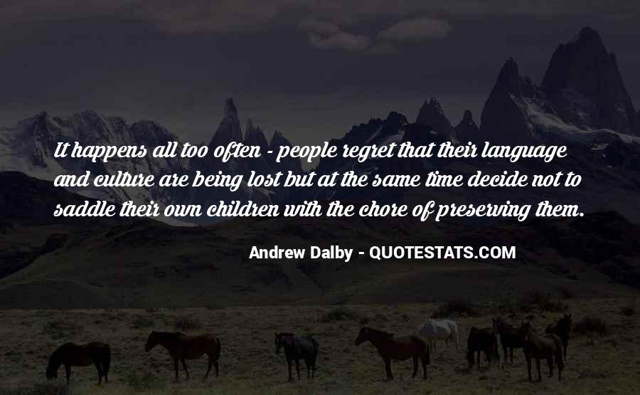 Quotes About Being Lost #125987