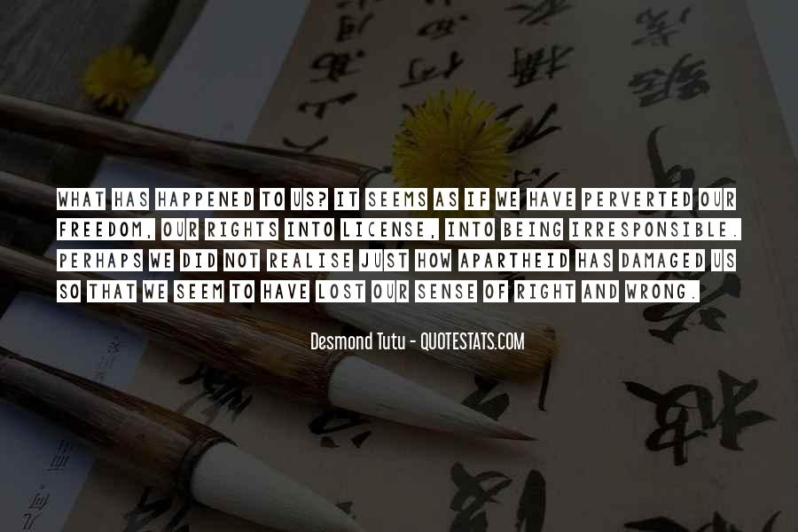 Quotes About Being Lost #267245