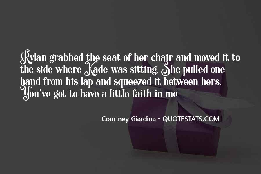 Quotes About No Second Chances In Love #777235