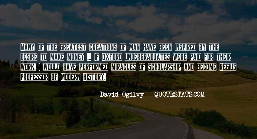 Quotes About Scholarship Money #1460598