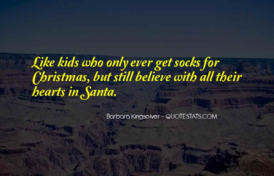 Quotes About Christmas Socks #559731