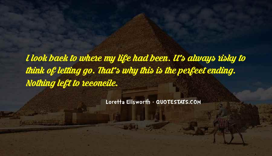 Quotes About Letting Go Of Someone You Love #197805