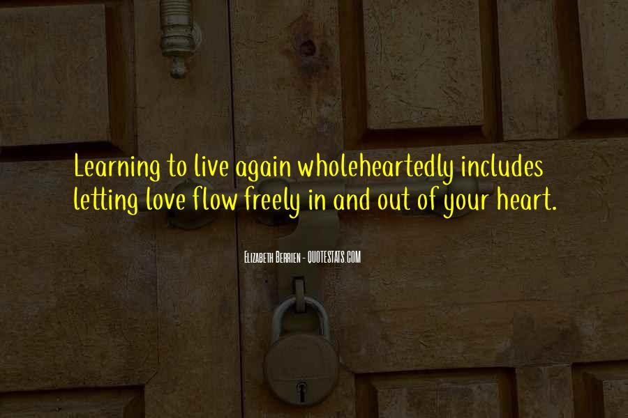 Quotes About Letting Go Of Someone You Love #99377