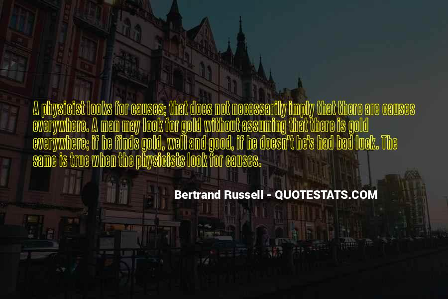 Quotes About Assuming #223875