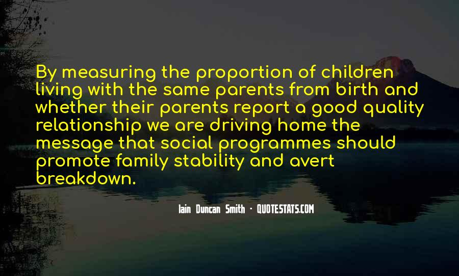 Quotes About Family Breakdown #234213