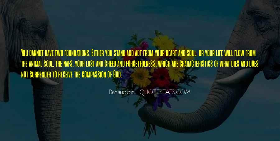 Quotes About Surrender To God #458606
