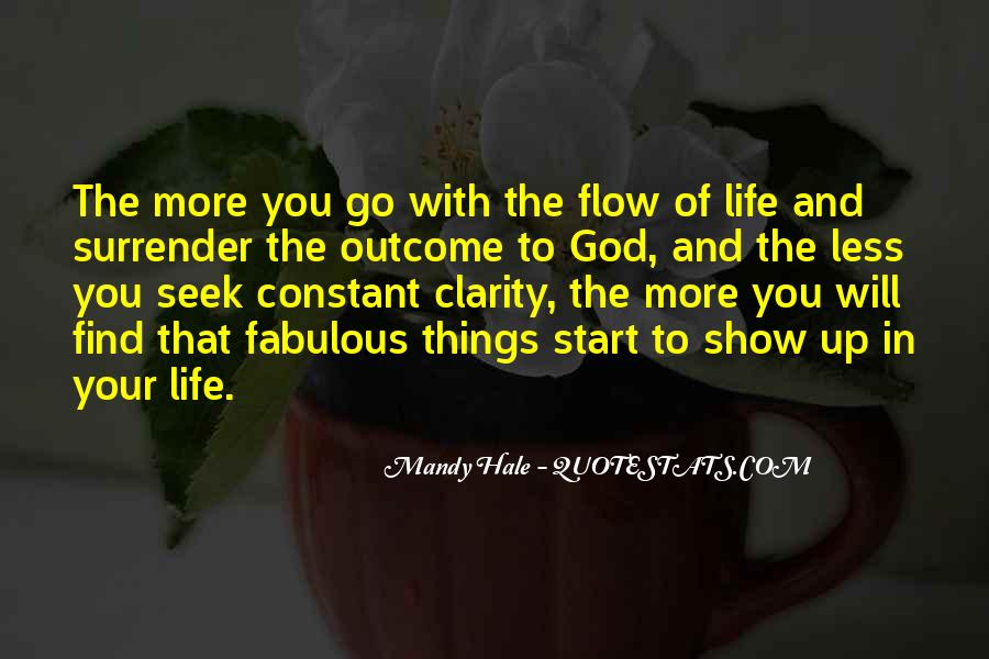 Quotes About Surrender To God #478482