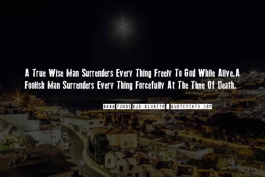 Quotes About Surrender To God #732539