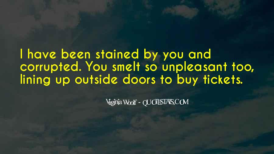 Quotes About Lining Up #1021714