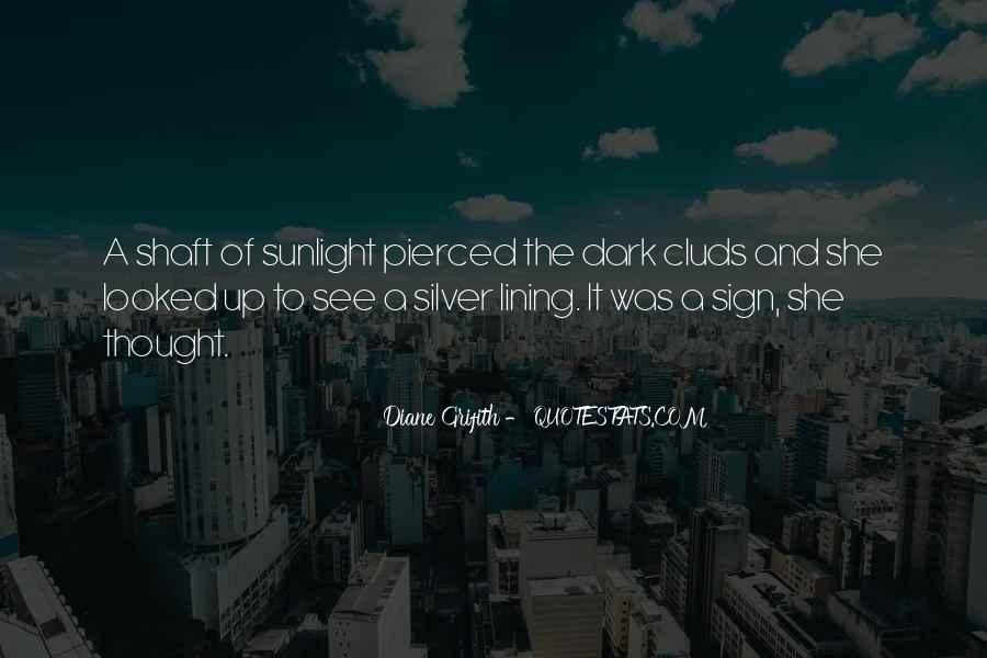 Quotes About Lining Up #1558277