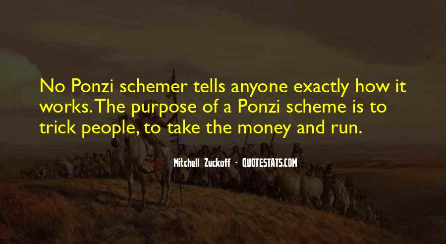 Quotes About Schemer #219586