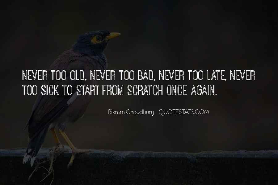Quotes About Never Changing #416886