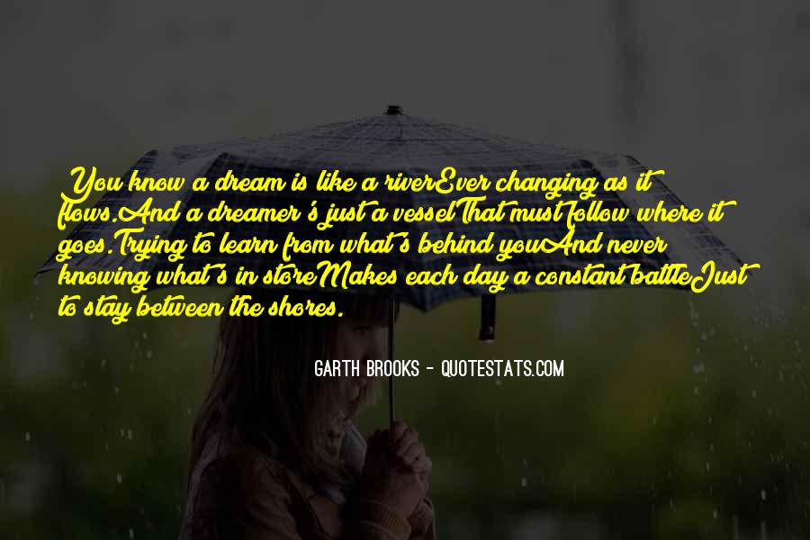 Quotes About Never Changing #629289