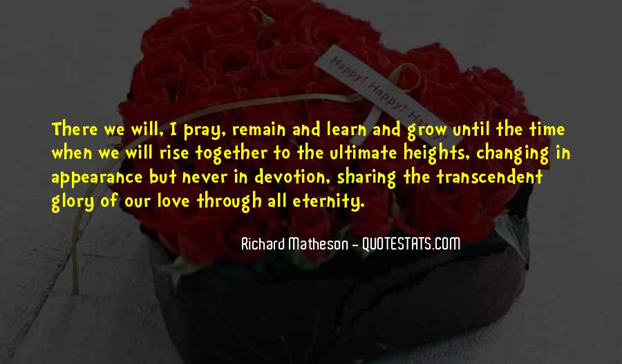 Quotes About Never Changing #803481