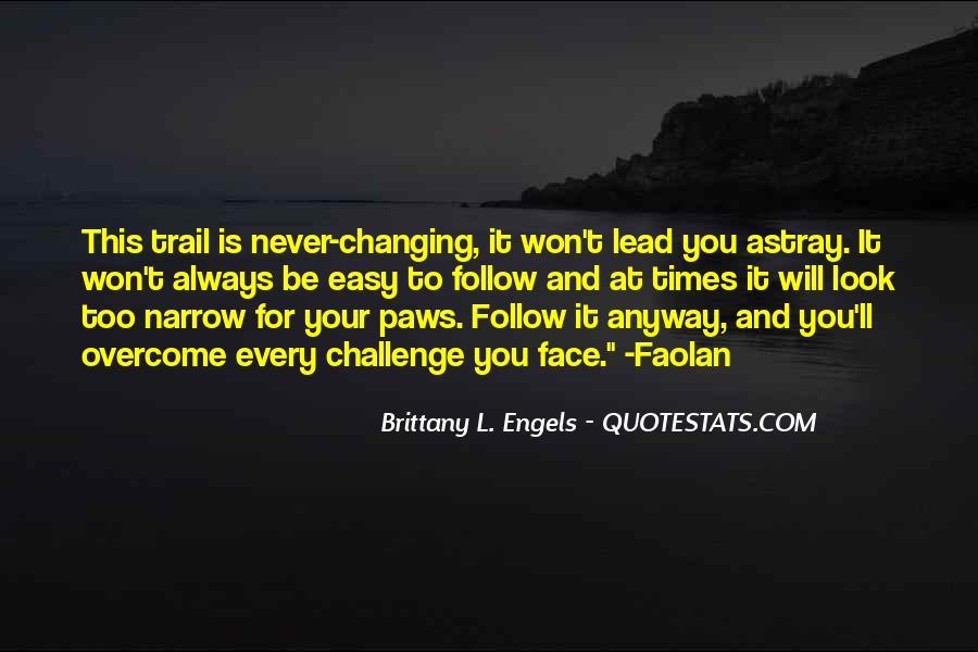 Quotes About Never Changing #83743