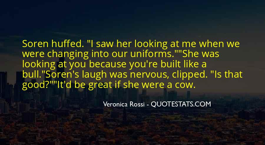 Quotes About Never Changing #94059
