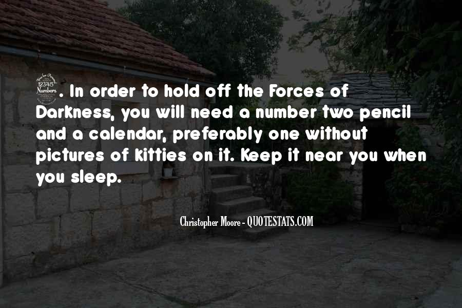 Quotes About Number 3 #1589492