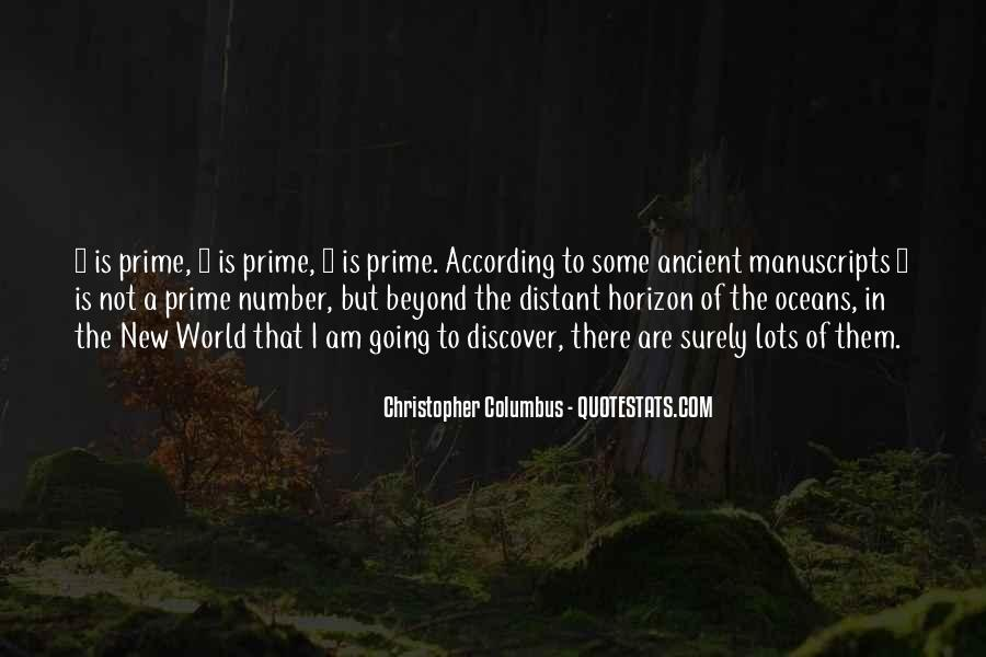 Quotes About Number 3 #1649256