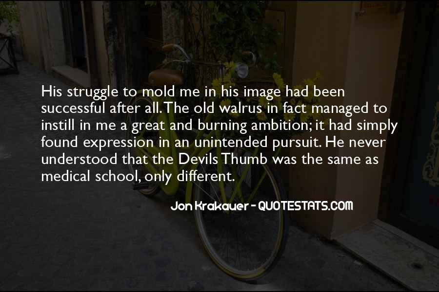 Quotes About Struggle In School #810234