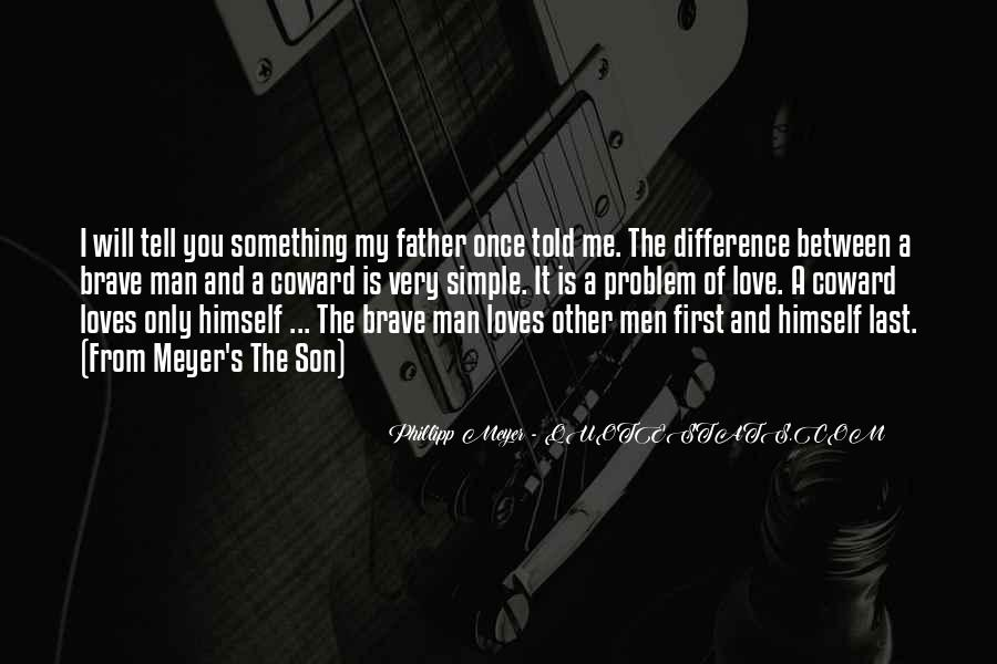 Quotes About My Son's Father #1017571